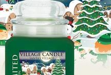 Holiday Candles make excellent gifts! / Village Candle's 4 new Limited Edition Holiday Candles / by Village Candle