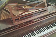 Pleyel / by Pianos Balleron