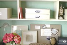 Desks & Offices / by Linsey Monaghan