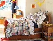 josiah's big boy room / by Audrey Andersen