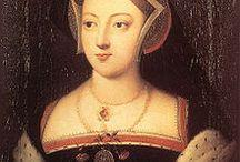 ENGLAND & the TUDORS (history) / by Stephanie Woodland