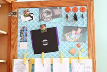 Getting Organized / Tips and tricks on how to organize your home. / by Retro Cuties