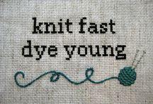 Knitting Tips, Supplies & Yarn / by Nikoya Mills