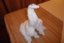 Cruise Towel Animals / by Carole Bensley