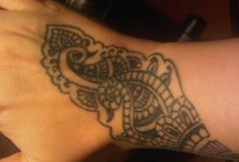 tattoo / by Tamarmanda Montaque