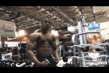 Bodybuilding / A lot of hard work and dedication goes into this sport ... / by Scott Weaver
