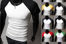 Summer 2014 Men Tees & Shirts Collection / Summer 2014 New Style Fashion Collection for Men / by Sneak Outfitters