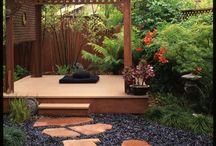 Japanese Garden / by Tia Alexandria