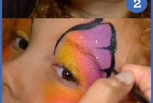 Face painting for kids / by Kristi Clark