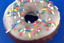 Baked Doughnuts I've Made / by Hilary Ratner
