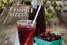 Recipes-beverages / by Melissa Audas