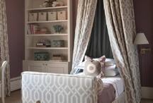 Girls Bedroom Ideas / by Laura Neil