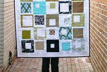 Boy quilts / by Kendra Conlon