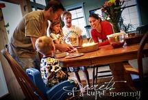 Family ideas / by Tesa Cornett
