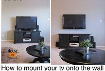 Home decor ideas / by Courtney Scott