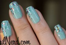 (((FABulous nails))) / by Brittany Barnes