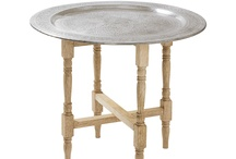 Accent Tables & Storage / by Tess  Leeds Ruby Shoes Redesign