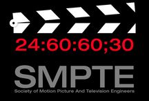 SMPTE Timecode / by SMPTE