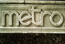 Barcelona Metro / Barcelona Metro Barcelona is the capital city of Catalonia and bilingual, Spanish and Catalan / by hereBarcelona