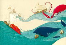 Illustration & Art / by Red Parka