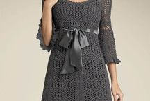 Crochet Dresses / by Judit Szőcs