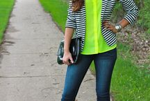 Style - NEON Brights! / by Cammie Hackney