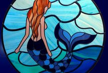 Mosaics and stained glass / by Dianna Erdesz Armanino