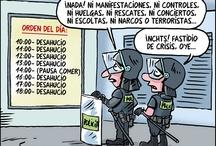 Humor y Crisis / by José Luis Campo Villares