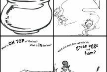 Dr. Seuss / by Gail Bedizell