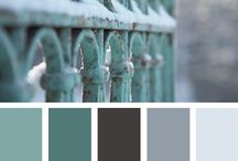 Color palettes / by Kelly Greatrex