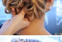 Stroke one's hair / by Luca Brognara