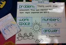 Math Problem Solving / by Sherrie Nackel