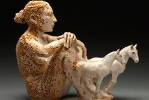 A - Sculpture / by Jane Brunton