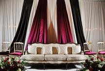 Pakistani wedding decor / by Blueprint Occasions