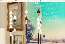 Baby Boy Nursery Ideas / by Maggie Holmes