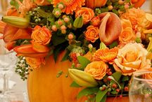 Fall Wedding Ideas / by Love Wedding Planning