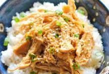 Crock Pot Recipes / by Bee Jetton