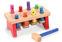 baby/toddler time toys / by Julie Jurgens