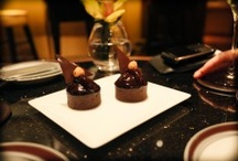 Amber Restaurant & Bar: The Landmark Mandarin Oriental, Hong Kong / by My Life's A Trip