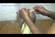 Niñas, peinados... / Complicado??? / by Elida Lpz