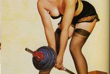 Pin-Ups / by Vicki Messinger-Wilson