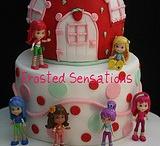 Strawberry Shortcake Party / by Jessica Hopkins