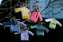 Knitting, crochet and other cool fiber art / A collection of items I have knit and ideas for future projects. / by Karen R