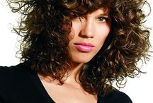 CURLY HAIR  / by Janice Lawson