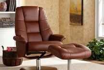 Leather Chairs / by Sajid Khan