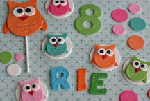 Cake Decorating - Misc.Ideas / fondant toppers, cookies, decorated treats / by Rachel Christine