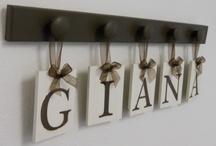 Giana / by Sue Moorhouse Lombardo