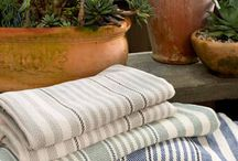 ***Burlap and Textiles*** / by Little Yellow Cottage