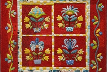 applique and pieced quilts / by Barbara Tavolazzi