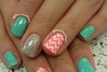Nails / by Andrea Balough- Reed
